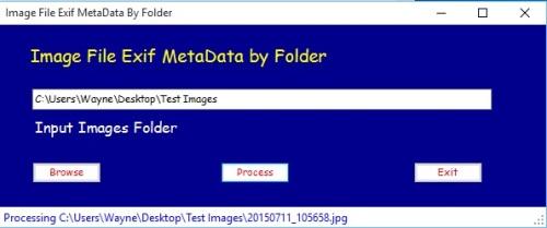 ExifInfoByFolder